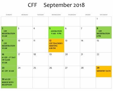 2012 One-Month Basic Calendar (any year)