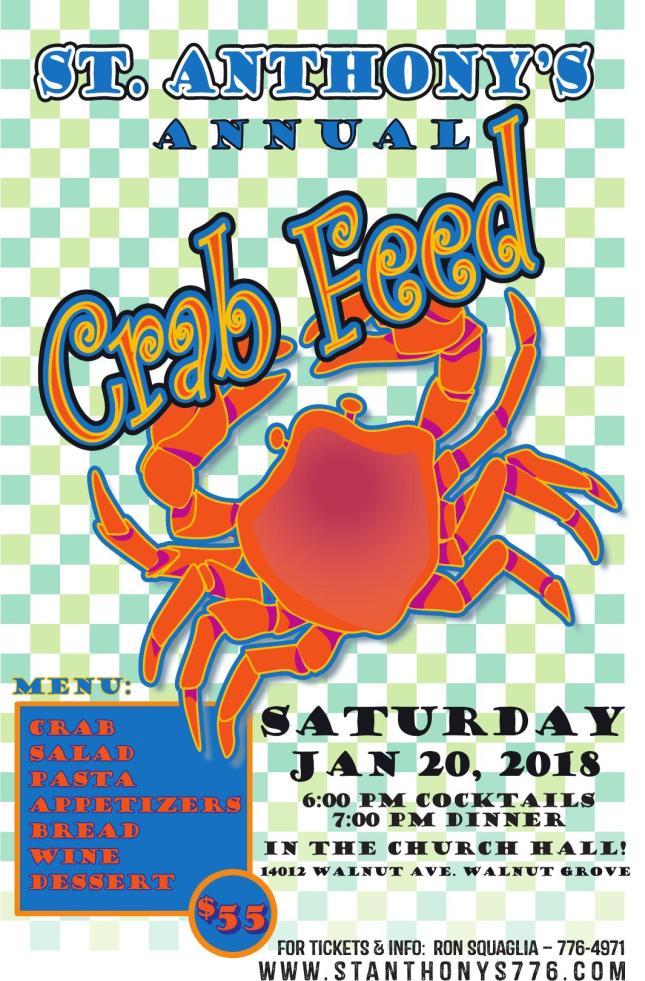 Crabfeed 2018